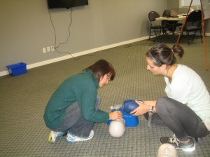workplace approved CPR and AED Courses in Halifax, Nova Scotia