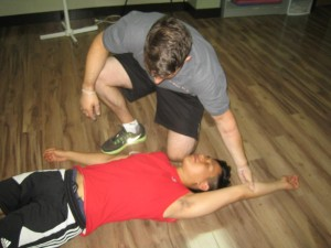 Emergency first aid and CPR re-certification course in Halifax, Nova Scotia